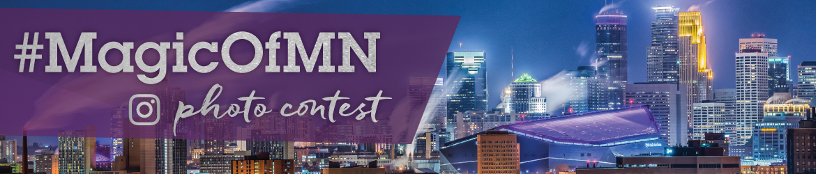 Magic of MN photo contest banner