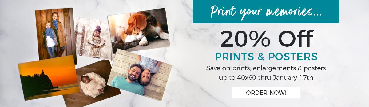 Print Sale Banner web