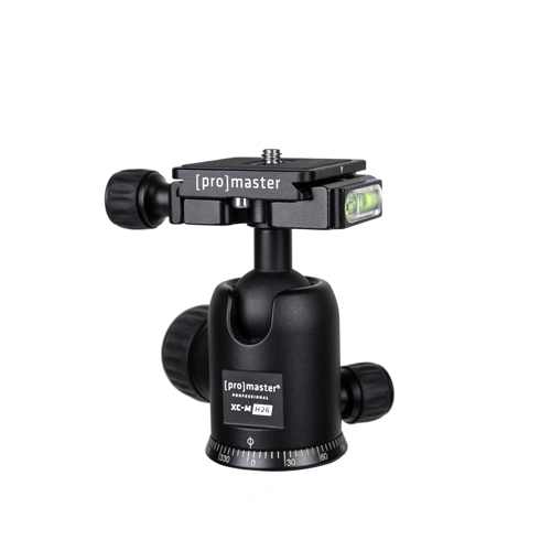 ProMaster XC-MH26 Ball Head – Black