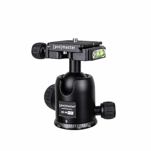 ProMaster XC-MH30 Ball Head – Black