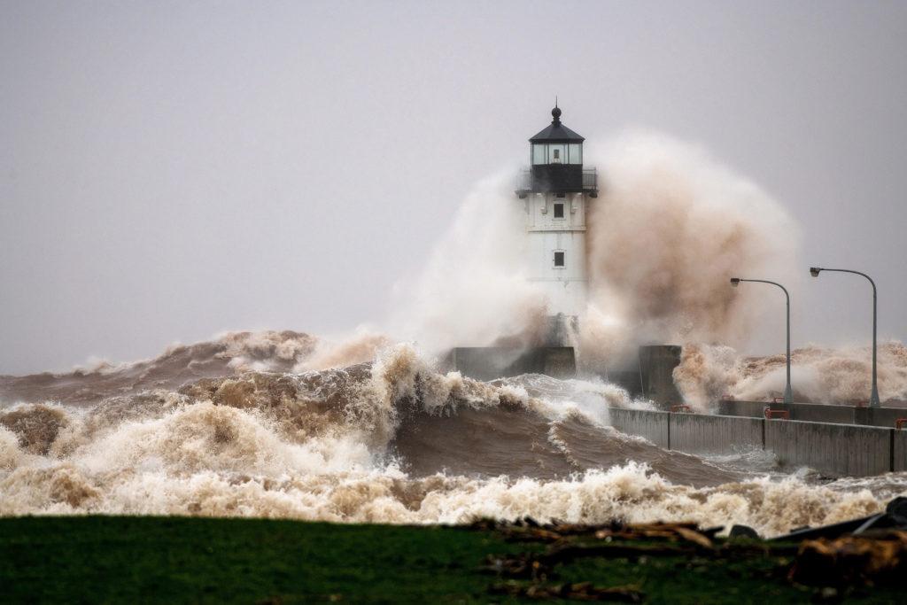 """Fury on Lake Superior"" by Matthew Breiter"