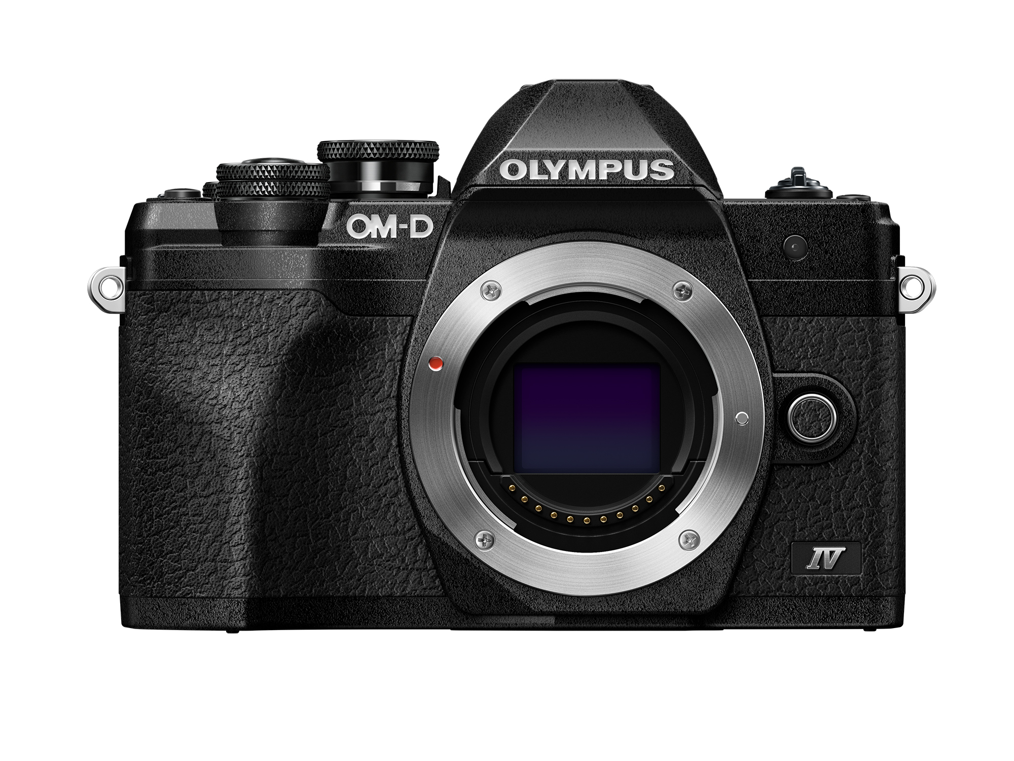 Olympus OM-D E-M10 Mark IV Black Body