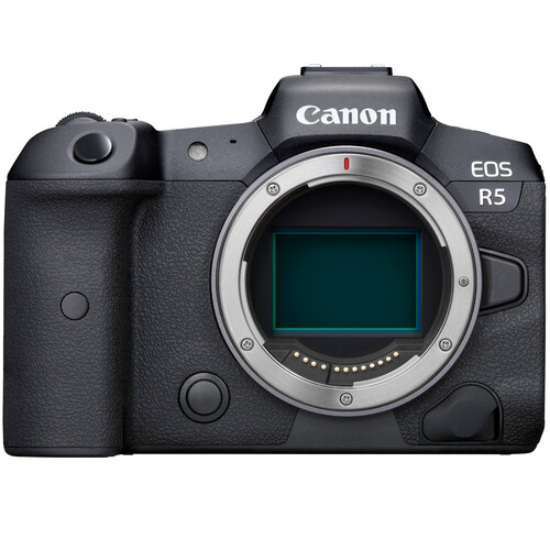 Canon EOS R5 Mirrorless Digital Camera (Body Only) 4147C002