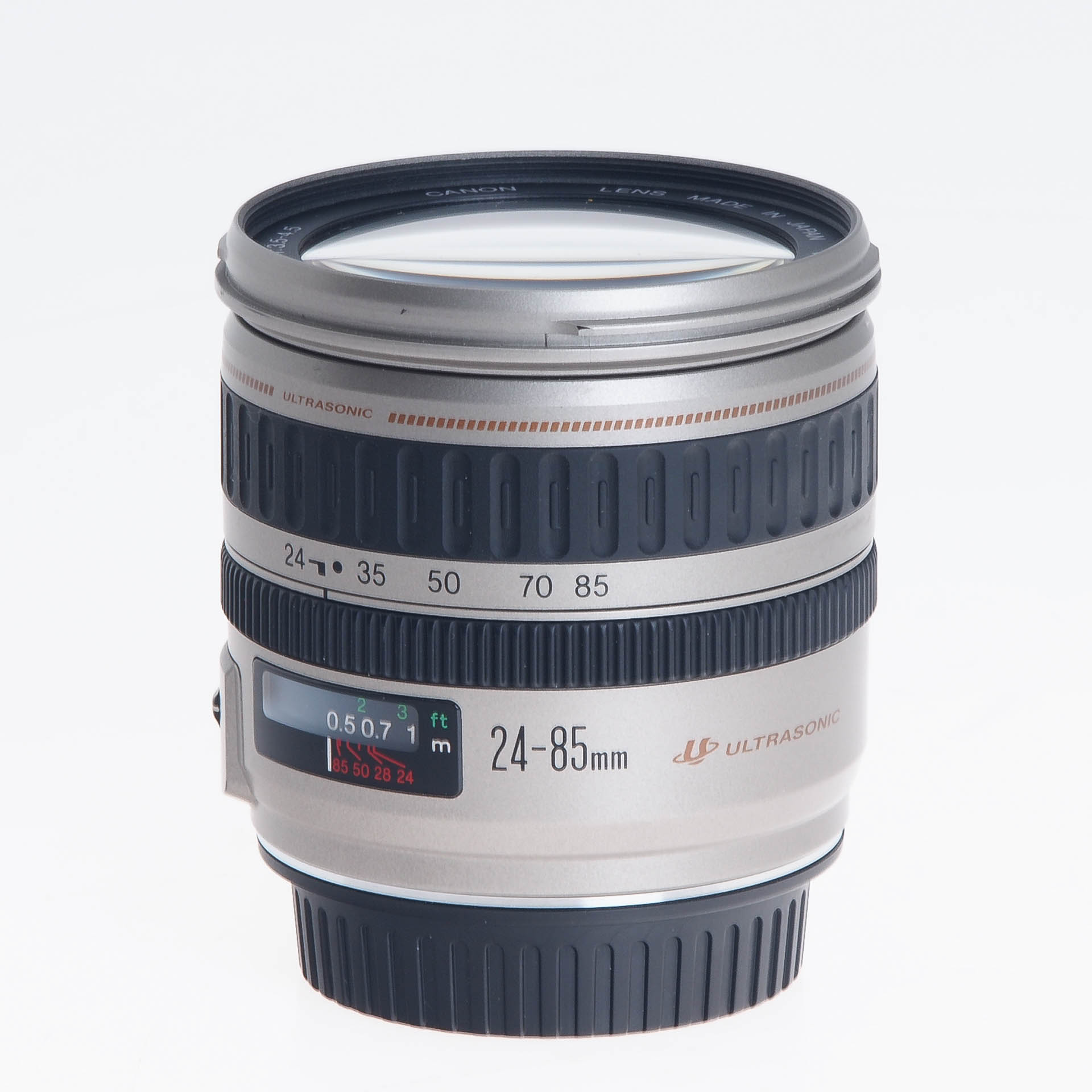 Canon EF 24-85mm f3.5-4.5 USM Lens Review and Specs