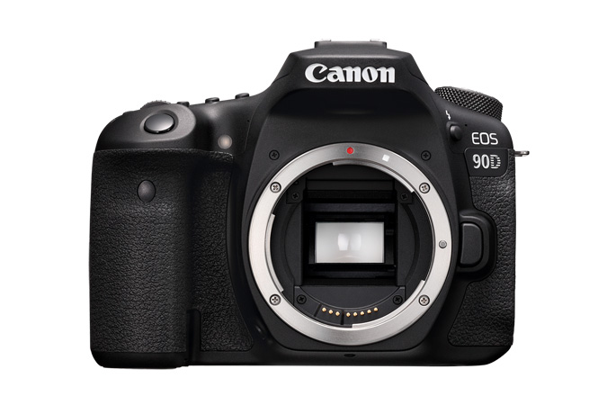 Canon EOS 90D 32.5MP DSLR Camera Body 3616C002