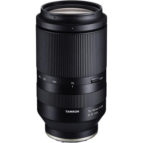 Sony Tamron 70-180mm F2.8 Di III VXD Telephoto Zoom Mirrorless E Lens AFA056S-700