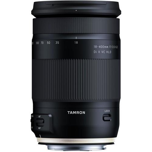 Tamron 18-400 f3.5-6.3 Di II VC HLD for Canon EF