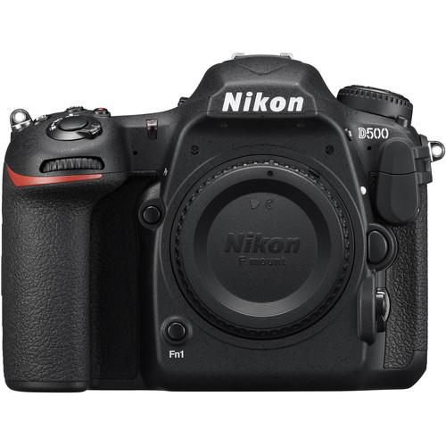 Nikon D500 20.9MP DSLR Camera (Body) 1559