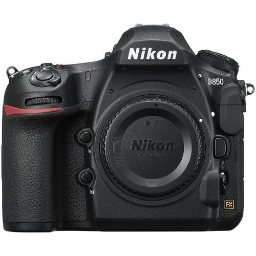 Nikon D850 45.7MP DSLR Camera (Body) 1585
